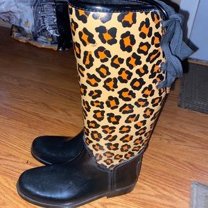 Coach Rainboots